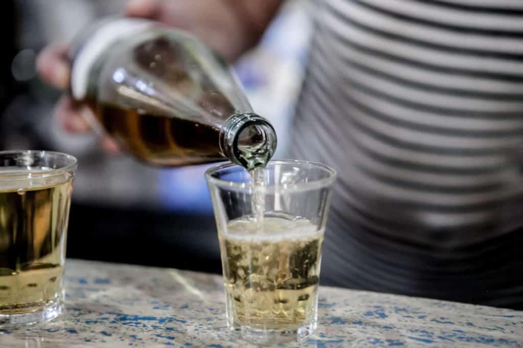 Ansonaco Bicchiere 1