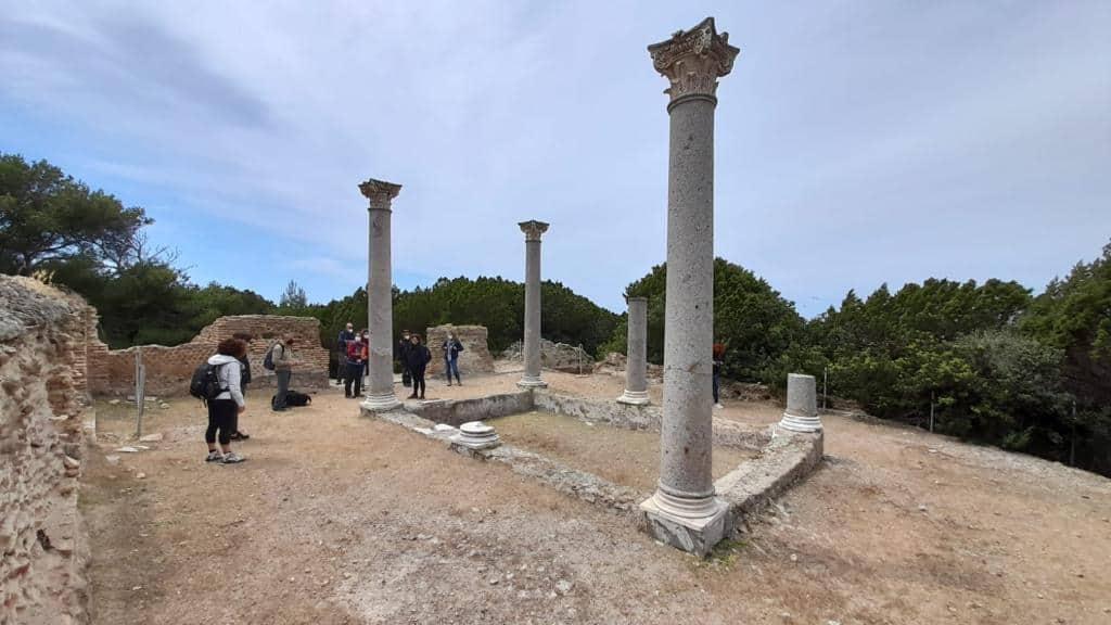 Villa Romana Giannutri 3